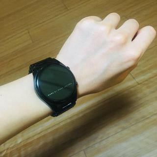 MARC BY MARC JACOBS - マークジェイコブス デジタル腕時計 ユニセックス