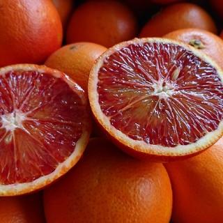 ブラッドオレンジ、秀品4キロ、熊本産(フルーツ)