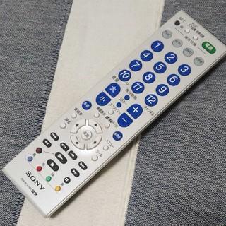 SONY - SONY テレビ/チューナー/DVD/ビデオリモコン RM-PL400D