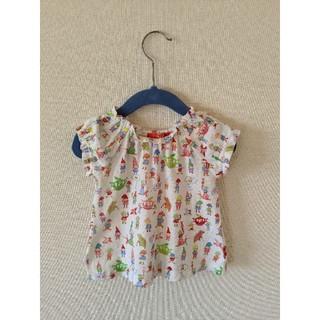オイリリー(OILILY)のOilily 半袖カットソー80(Tシャツ)