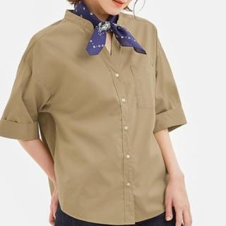 GU - GU シャツ Mサイズ