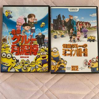 ミニオン(ミニオン)のミニオンズ DVD5本(キッズ/ファミリー)