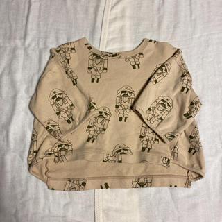 コドモビームス(こども ビームス)のarkakama   スウェット Mサイズ(Tシャツ/カットソー)