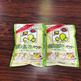 キッコーマン(キッコーマン)のおからパウダー(豆腐/豆製品)