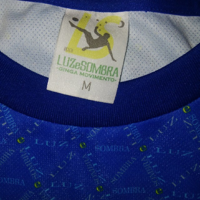 LUZ(ルース)の再値下げ即決送料無料LuzeSombraルースイソンブラプラクティス スポーツ/アウトドアのサッカー/フットサル(ウェア)の商品写真