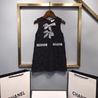 シャネル(CHANEL)のワンピース(Tシャツ/カットソー)