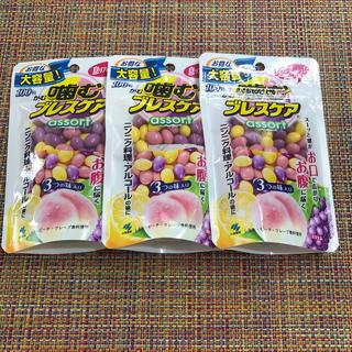 コバヤシセイヤク(小林製薬)の噛むブレスケア 3個(口臭防止/エチケット用品)