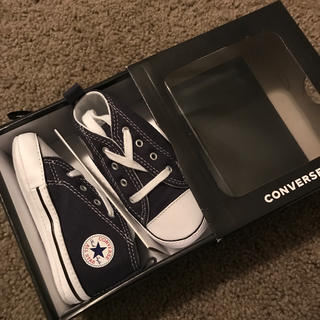 CONVERSE - 新品未使用 converse  12センチ