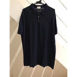 アクネ(ACNE)の acne ポロシャツ サイズオーバーサイズポロシャツ(シャツ)