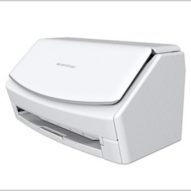 富士通(フジツウ)の新品 FUJITSU ScanSnap FI-IX1500 スキャナー インテリア/住まい/日用品のオフィス用品(OA機器)の商品写真