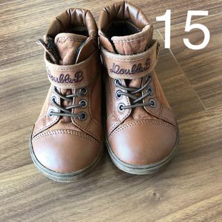 ダブルビー(DOUBLE.B)のダブルビー靴15(スニーカー)