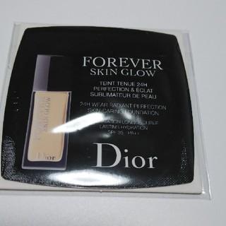 ディオール(Dior)のディオール ファンデーション(ファンデーション)