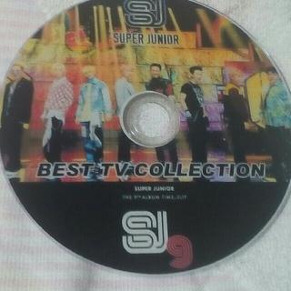 スーパージュニア(SUPER JUNIOR)のSUPER❤JUNIOR DVD (ミュージック)