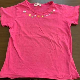 パーソンズキッズ(PERSON'S KIDS)のperson's  120  女児Tシャツ(Tシャツ/カットソー)