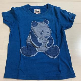 リー(Lee)のLEE Tシャツ 110 パンダ 美品 正規品(Tシャツ/カットソー)