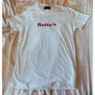 エディットフォールル(EDIT.FOR LULU)のrolla's Tシャツ(Tシャツ/カットソー(半袖/袖なし))