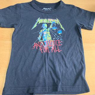 フリークスストア(FREAK'S STORE)のメタリカ Tシャツ 130センチ(Tシャツ/カットソー)
