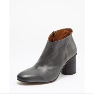 ファビオルスコーニ(FABIO RUSCONI)のelia maurizi  サークルヒール ブーティ ブーツ  ショートブーツ(ブーツ)