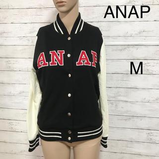 アナップ(ANAP)の意外と薄手で使いやすいANAP アウター M(ブルゾン)