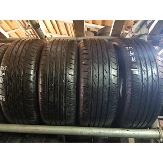 ブリヂストン(BRIDGESTONE)の綺麗な215/60/16 Bridgestone 🌟タイヤ交換無料🌟(タイヤ)