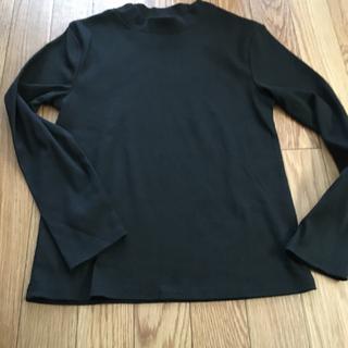 しまむら - 長袖 Tシャツ 黒
