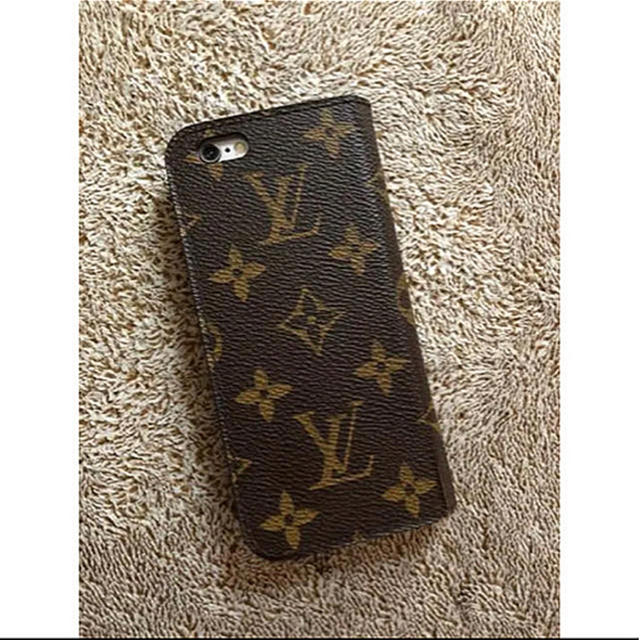 LOUIS VUITTON - LOUIS VUITTON iPhone6~7 iPhoneケースの通販