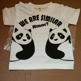 西松屋 - 西松屋 Tシャツ パンダ 80