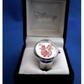 ディズニー(Disney)のミニーちゃんリングウォッチ-指輪時計ディズニー(腕時計)
