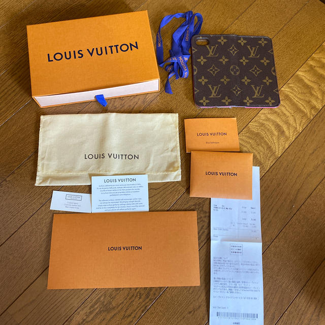 LOUIS VUITTON - ルイヴィトン♡iphone7/8ケースの通販
