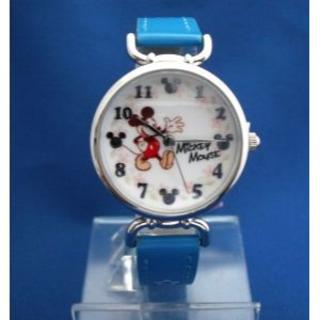 ディズニー(Disney)のミッキーマウスバンドウォッチBL-ディズニー腕時計(腕時計)