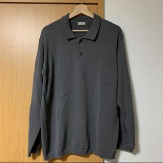 スティーブンアラン(steven alan)のSteven Alan ロングスリーブポロシャツ(Tシャツ/カットソー(七分/長袖))