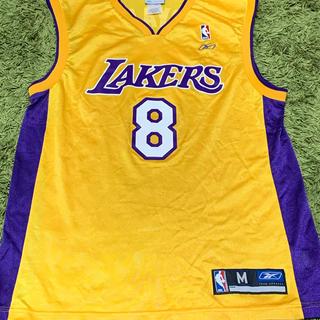 リーボック(Reebok)のコービー ブライアント ジャージ ユニフォーム NBA KOBE LAKERS(バスケットボール)