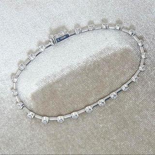 デビアス(DE BEERS)のデビアス ダイヤモンド ブレスレット(ブレスレット/バングル)