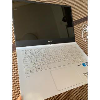 エルジーエレクトロニクス(LG Electronics)のLG gram (ノートPC)