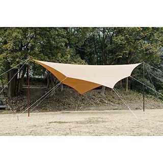 tent-Mark DESIGNS テンマクデザイン 焚火 タープ TC ウィン(テント/タープ)