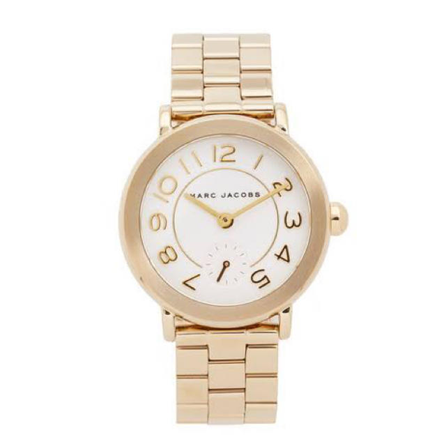 zeppelin 時計 偽物わかる | MARC JACOBS - MARC JACOBS 時計/ライリー/MJ3512/ゴールドの通販