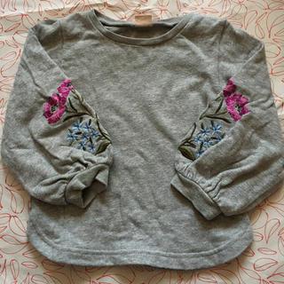 プティマイン(petit main)のプティマイン 薄手トレーナー(Tシャツ/カットソー)