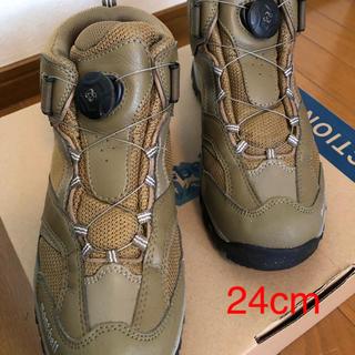 mont bell - 子供用ブーツ【24cm】