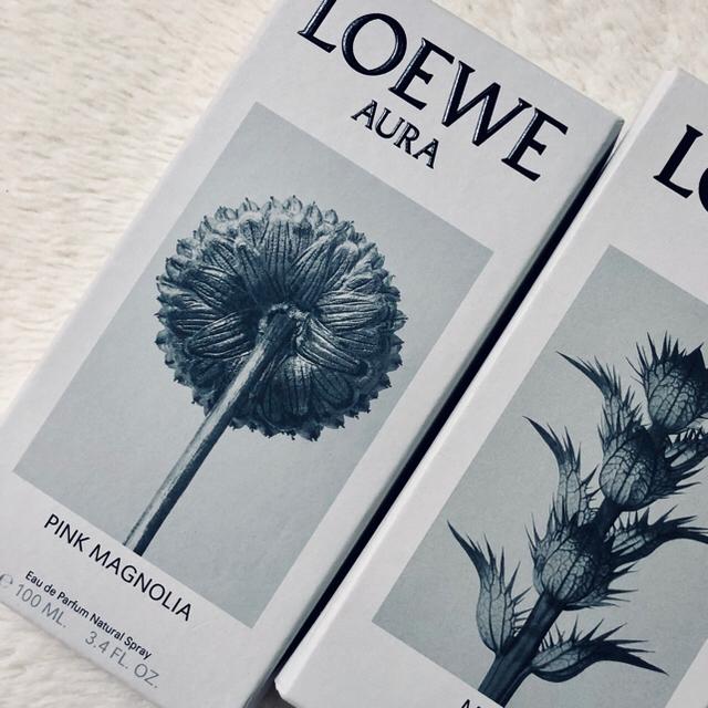 LOEWE(ロエベ)の「II I I II 様専用」Aura Pink Magnolia edp  コスメ/美容の香水(香水(女性用))の商品写真