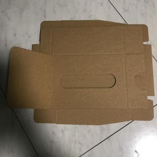 ムジルシリョウヒン(MUJI (無印良品))の無印良品 クラフトティシュー 卓上用(ティッシュボックス)