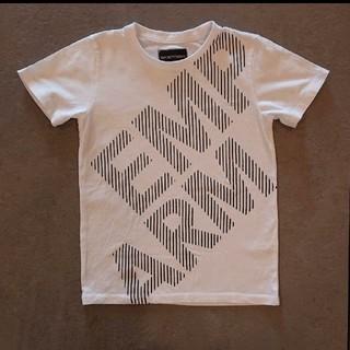エンポリオアルマーニ(Emporio Armani)のet wa tore様 EMPORIO ARMANI キッズ Tシャツ(Tシャツ/カットソー)
