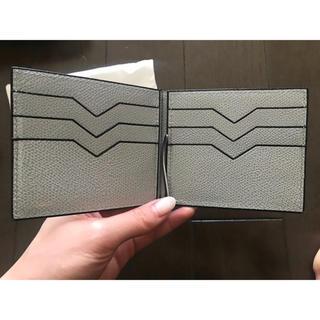 ヴァレクストラ(Valextra)のvalextra ヴァレクストラ 二つ折り財布(折り財布)