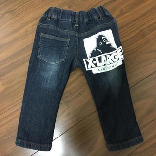 XLARGE - X-LARGE デニム ベビー 90