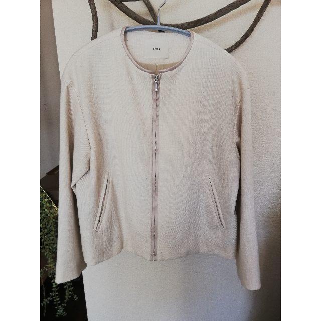 IENA(イエナ)のIENA イエナ ノーカラージャケット レディースのジャケット/アウター(ノーカラージャケット)の商品写真