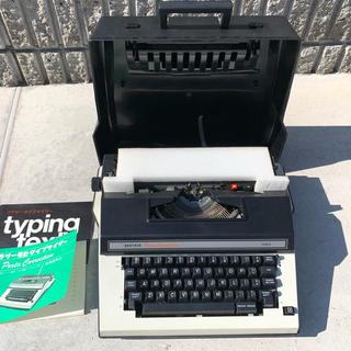 ブラザー(brother)のタイプライター(ブラザー)(OA機器)