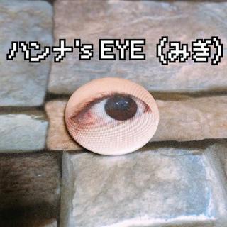 ハンナ's EYE(みぎ)(その他)