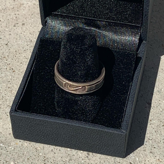 ナイキ(NIKE)のナイキ NIKE リング silver925 シルバー925(リング(指輪))
