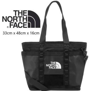 THE NORTH FACE - ノースフェイス トートバッグ 海外限定品 ブラック レア品