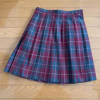 エル(ELLE)のELLE 制服 スカート(ひざ丈スカート)