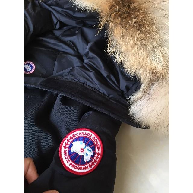 CANADA GOOSE(カナダグース)のカナダグース ダウンジャケット S ブラック レディースのジャケット/アウター(ダウンジャケット)の商品写真